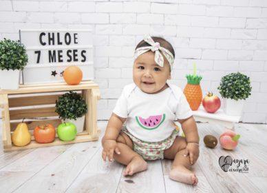 Chloe – 7 meses