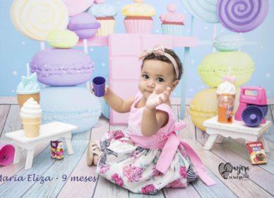 Maria Eliza – 9 meses