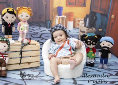 Alexandre – 6 meses