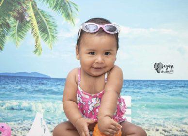 Chloe – 8 meses