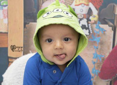Arthur – 3 meses