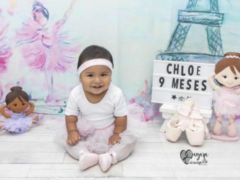 Chloe – 9 meses