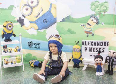 Alexandre – 9 meses