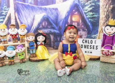 Chloe – 10 meses