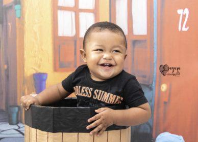 Tomás – 12 meses