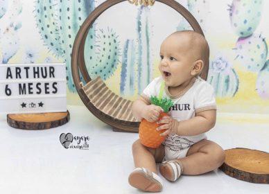 Arthur – 6 meses