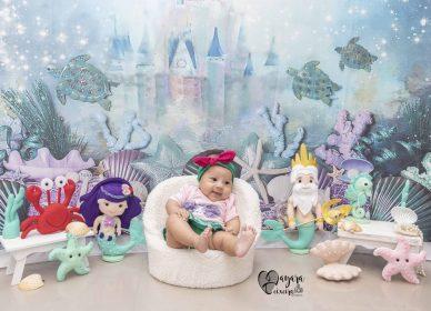 Luíza Rafaela – 4 meses