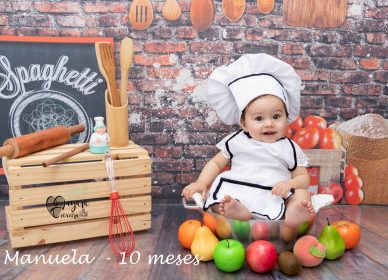 Manuela – 10 meses