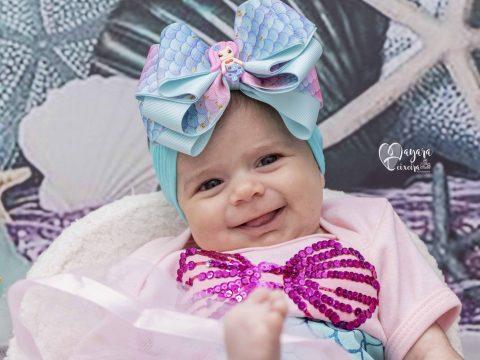 Ana Clara – 2 meses