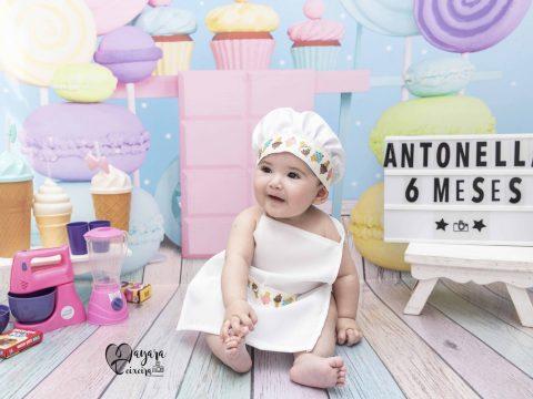 Antonella – 6 meses