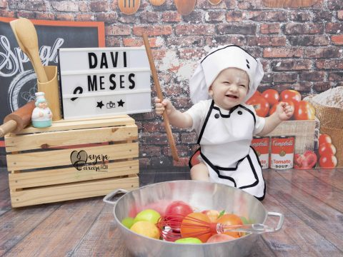 Davi – 9 meses