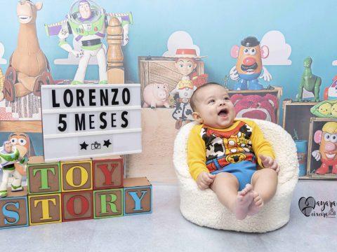 Lorenzo – 5 meses