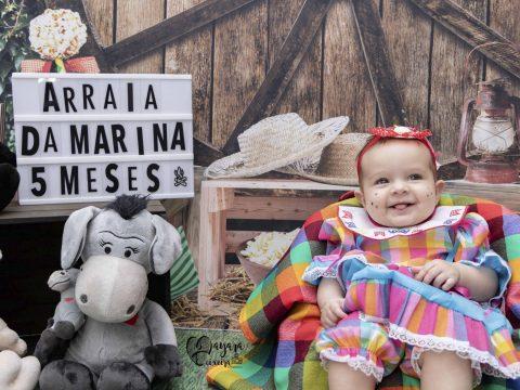 Marina – 5 meses