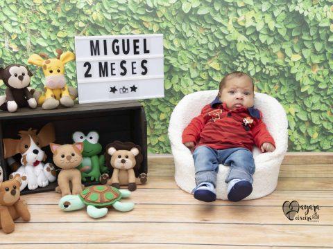 Miguel – 2 meses