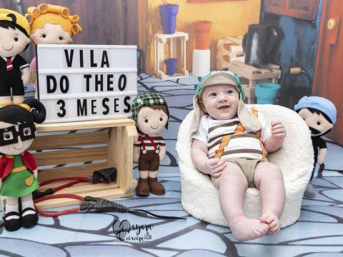 Théo – 3 meses