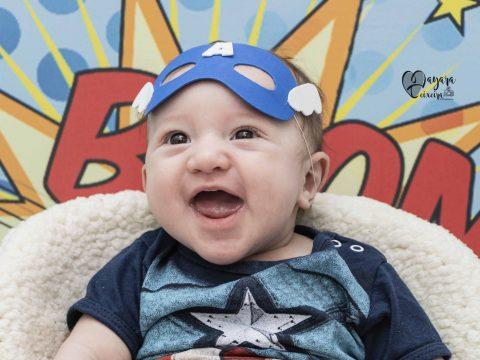 Théo – 4 meses