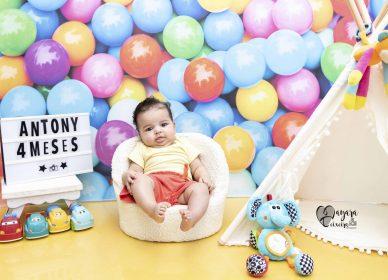 Antony – 4 meses