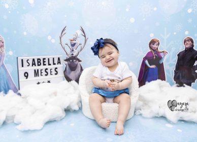 Isabella – 9 meses