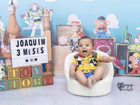 Joaquim – 3 meses