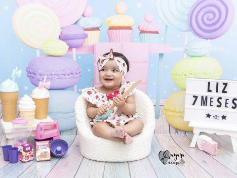 Liz – 7 meses