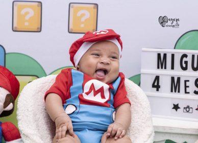 Miguel – 4 meses