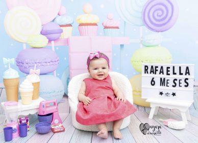 Rafaella – 6 meses