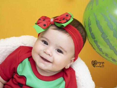 Ana Clara – 6 meses