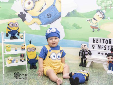 Heitor – 9 meses