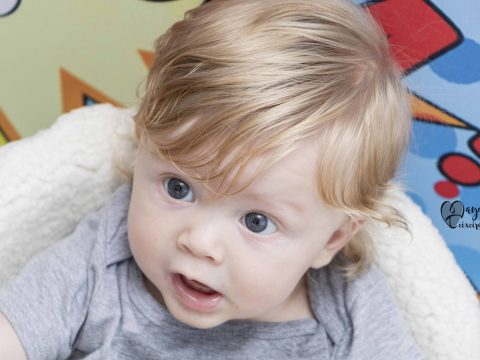 Luiz Miguel – 5 meses