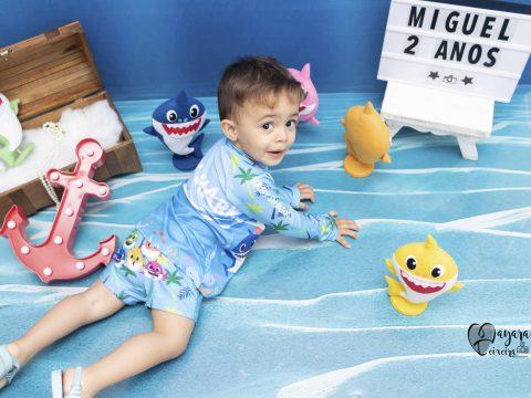 Miguel – 2 anos