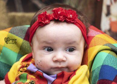 Manuela – 3 meses