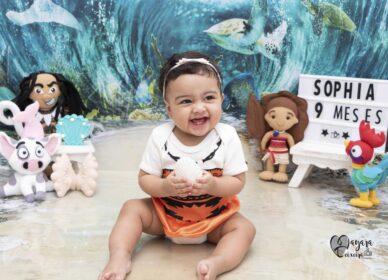 Sophia – 9 meses