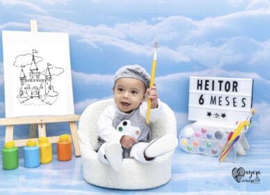 Heitor – 6 meses