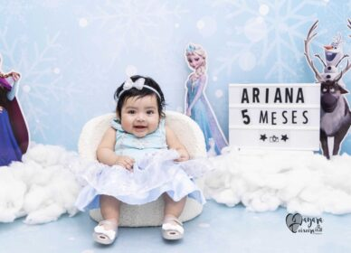 Ariana – 5 meses