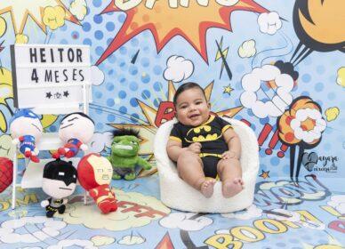 Heitor – 4 meses
