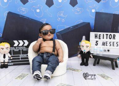Heitor – 5 meses