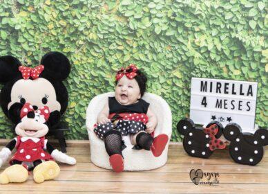 Mirella Sophie – 4 meses
