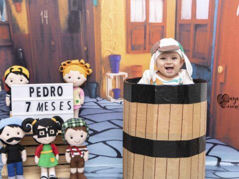 Pedro – 7 meses