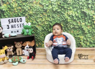 Saulo – 3 meses
