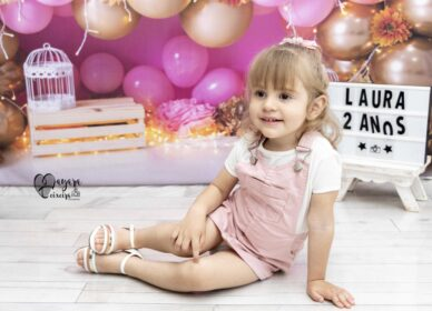 Laura – 2 anos