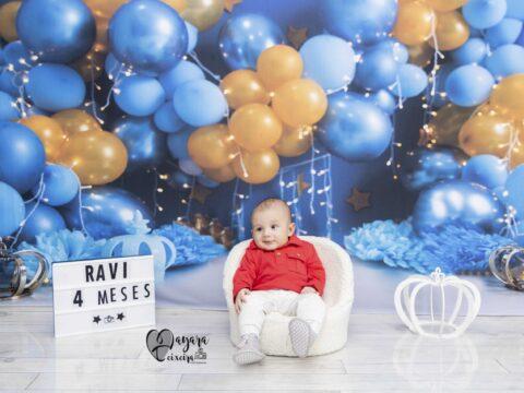Ravi – 4 meses